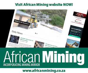 Provides valuable information on minerals' exploration and mining developments throughout Africa. It reports on the continent's renaissance in mining and market opportunities associated with it. The magazine is read by geologists, mining consultants and engineers, mine suppliers, and senior management and technical specialists at mines, as well as decision and policy makers within exploration companies, mining groups, government departments and financial institutions.