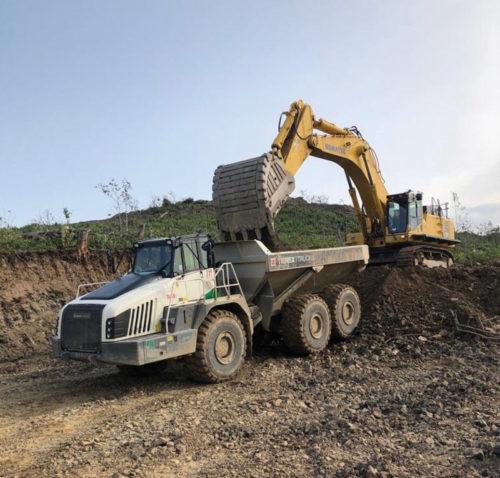 Terex Trucks – TA400s prove unstoppable in tough Russian mine Image 3